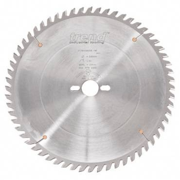 Trend IT/95004506 DW-Trim and Size sawblade 350X30X3.5X84