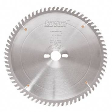 Trend IT/9553132U DMAX DST-Panel Size sawblade 400X80X4.4X72