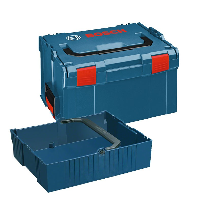 Bosch L-Boxx 238 Carrying Case inc Sortimo Twin Tote Tray