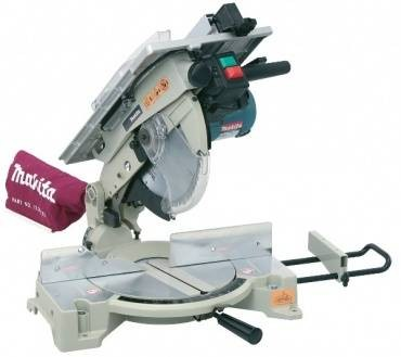 Makita LH1040 260mm Table Top Mitre Saw 240v