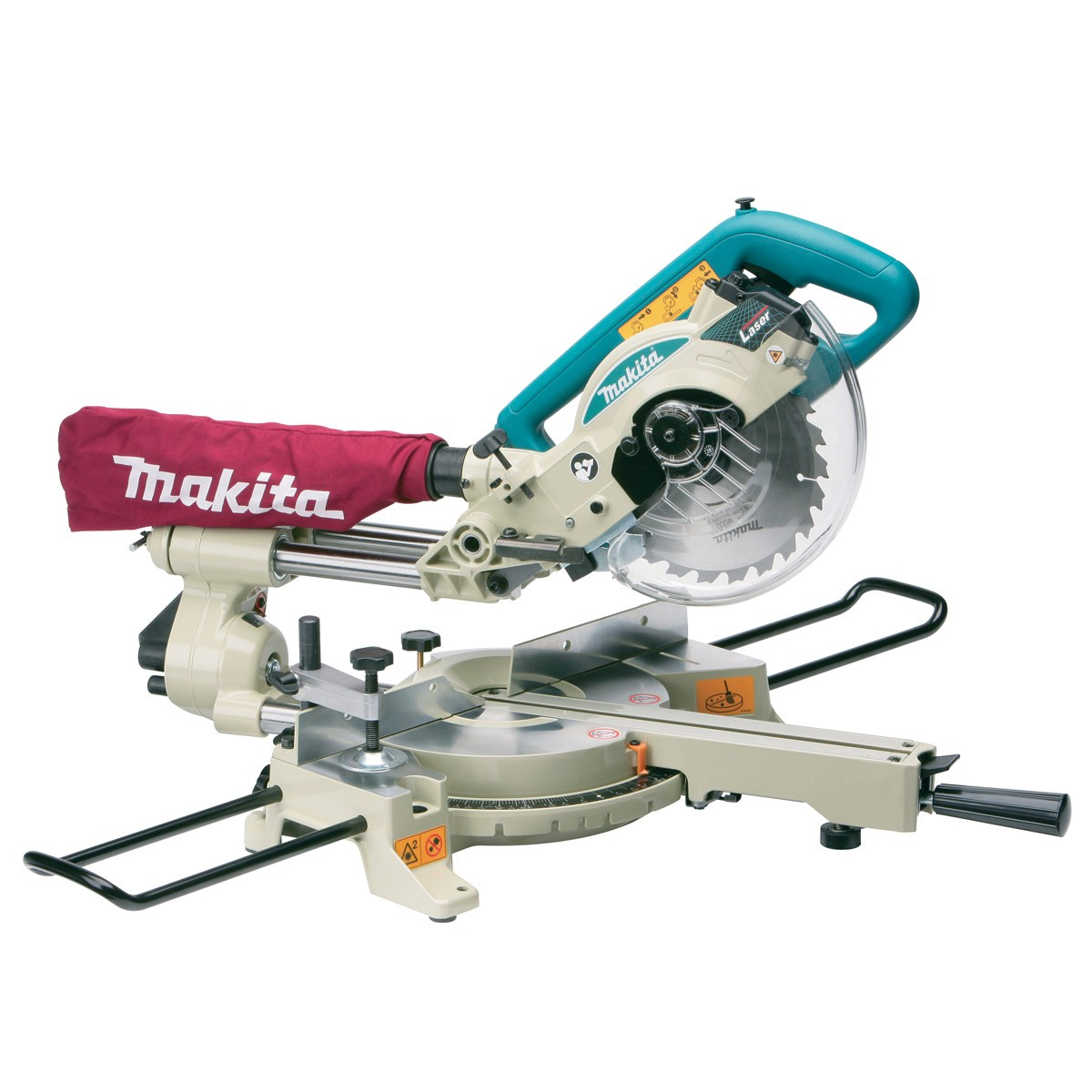 Makita LS0714 190mm Slide Compound Mitre Saw 110v