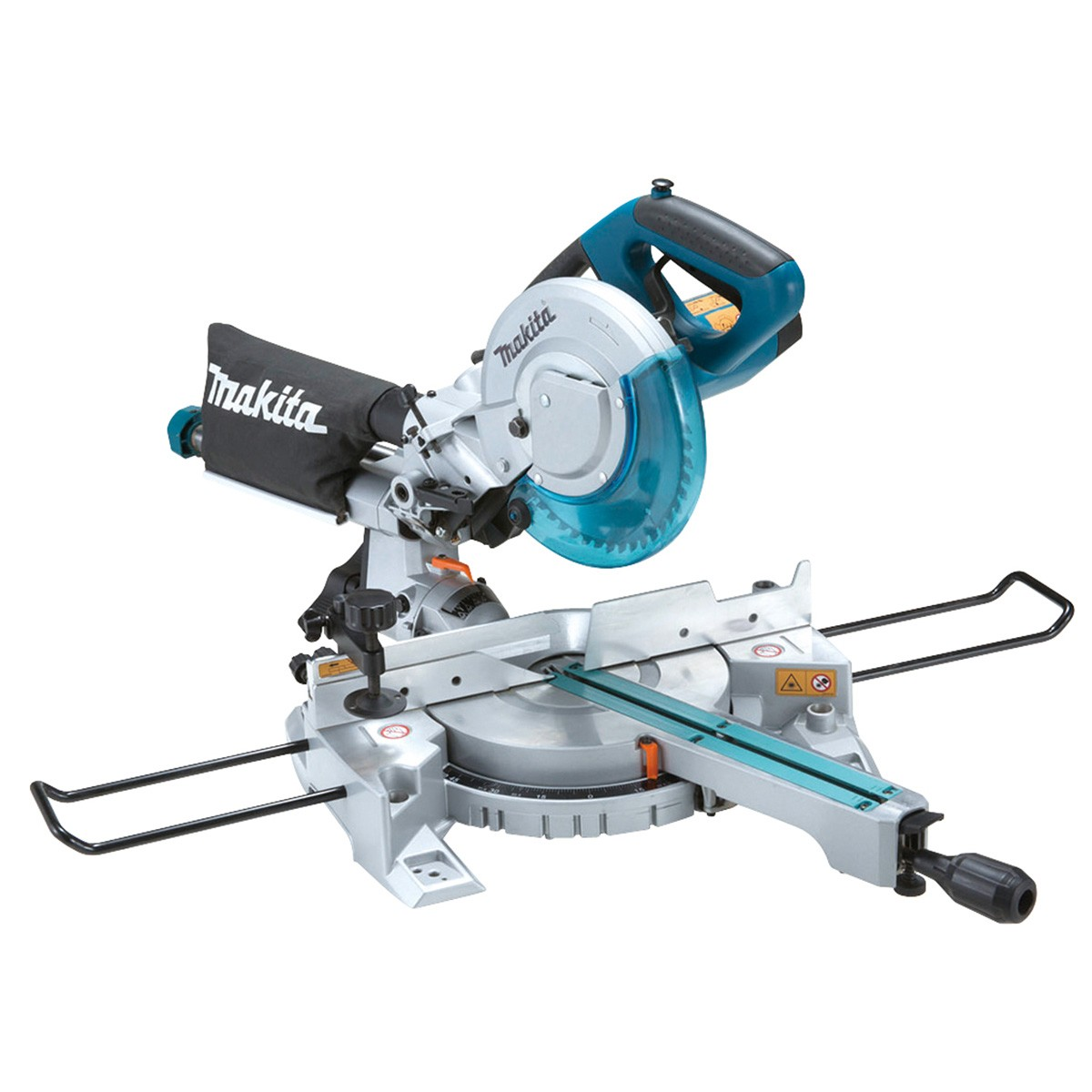 Makita LS0815FL Slide Compound Mitre Saw 216mm 110v