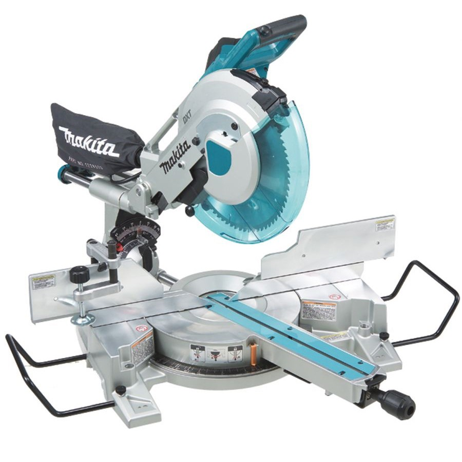 Makita LS1216 305mm Double-Bevel Sliding Compound Mitre Saw