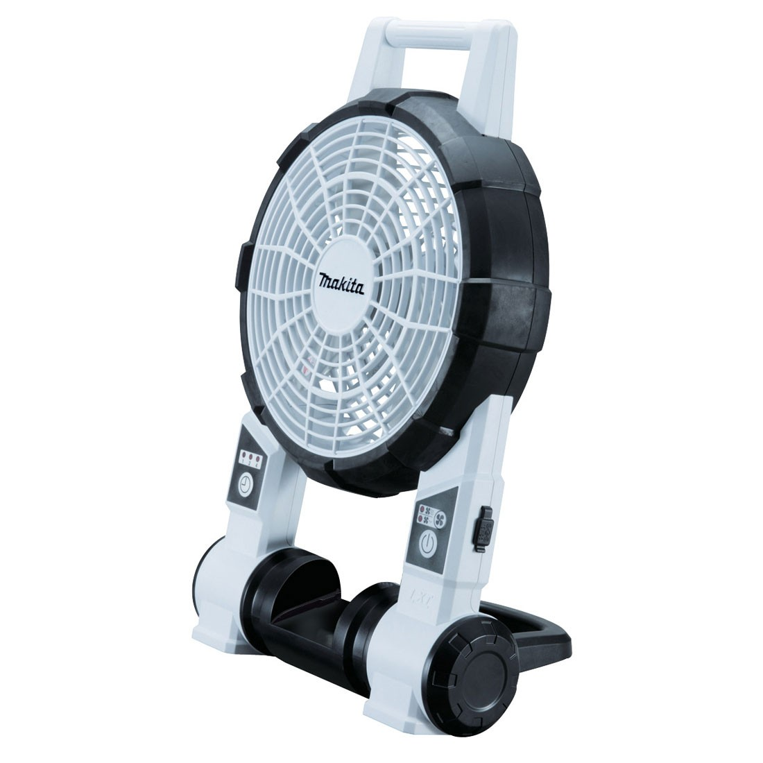 Makita DCF201ZW 18v LXT Cordless Fan White Body Only