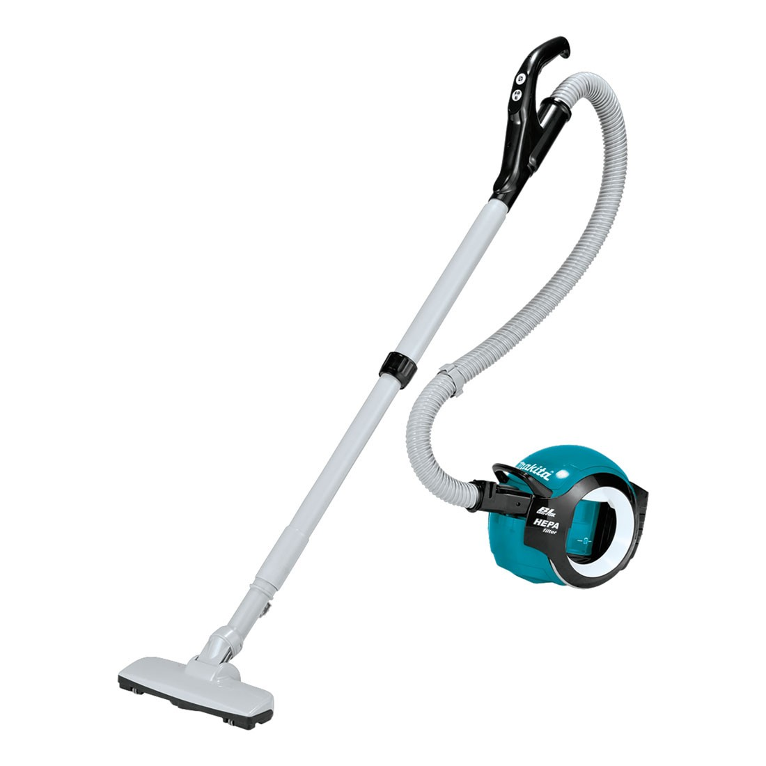 Makita Dcl501z 18v Lxt Li Ion Brushless Cordless Vacuum Cleaner Body Only Powertool World