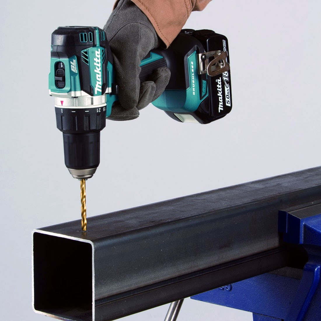 makita ddf484z 18v lxt cordless brushless 2 speed drill driver body only powertool world. Black Bedroom Furniture Sets. Home Design Ideas