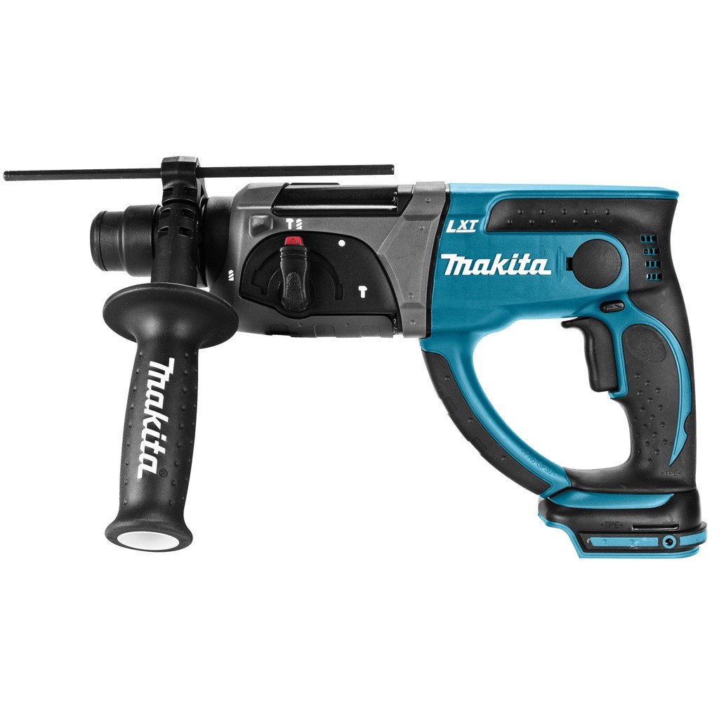 makita dhr202z 18v rotary hammer sds plus 20mm body only powertool world. Black Bedroom Furniture Sets. Home Design Ideas