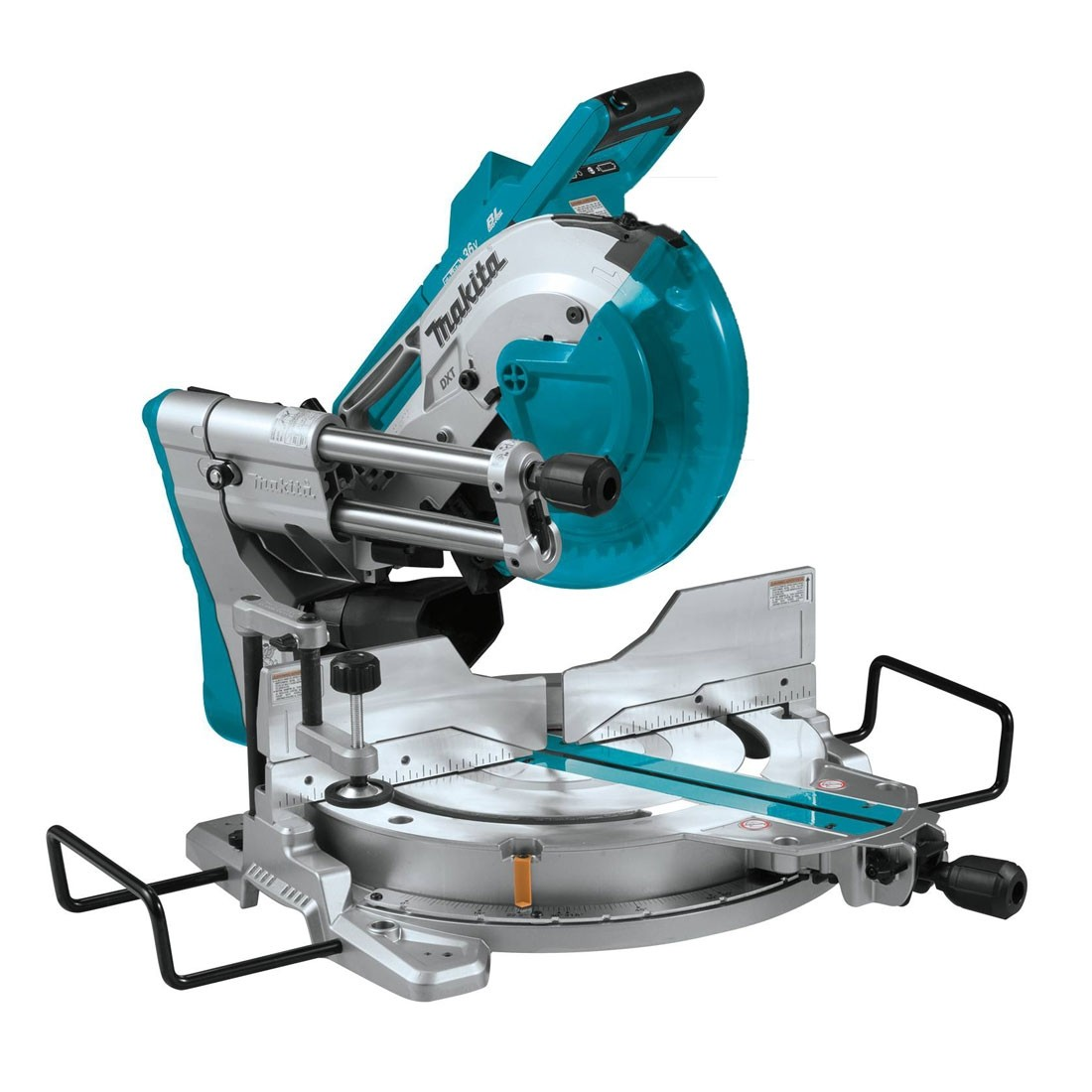 Makita DLS110Z Twin 18v Cordless Brushless Slide Compound 260mm Mitre Saw Body Only