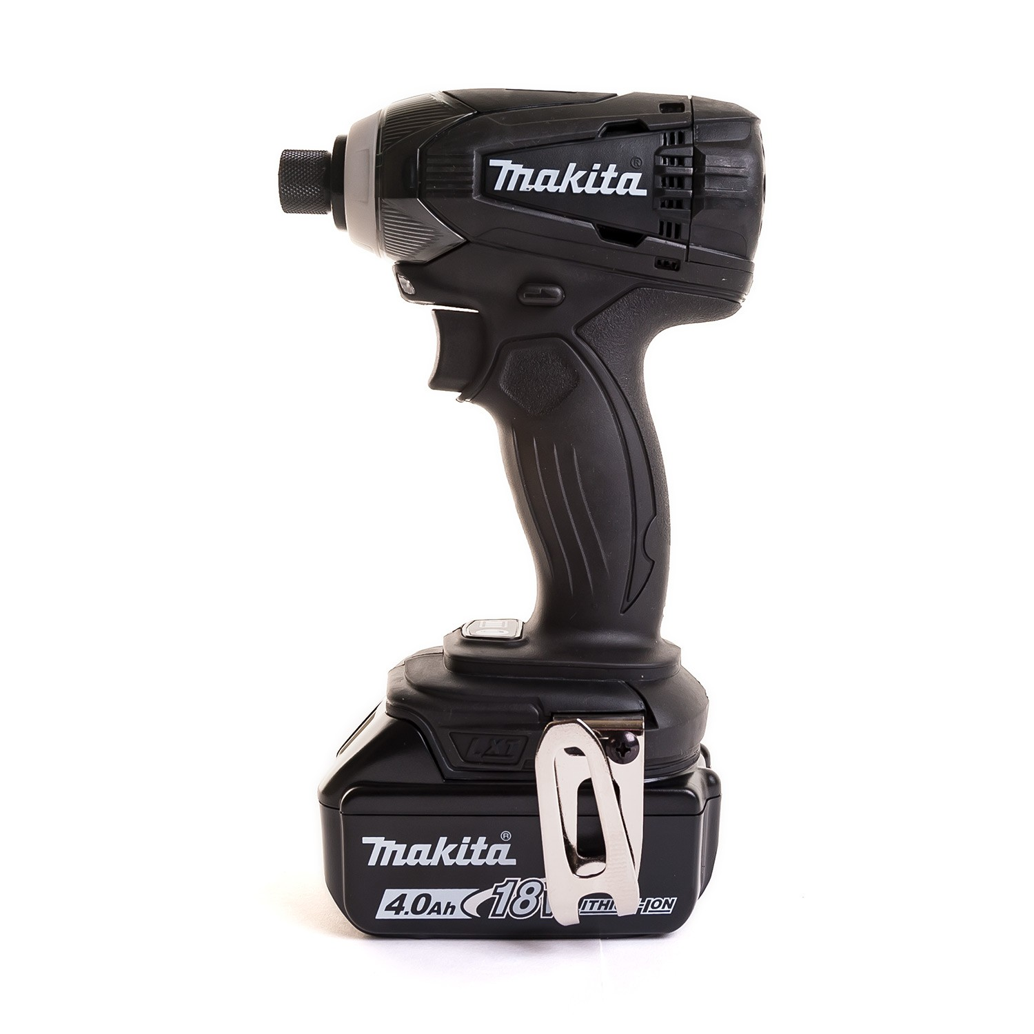 Makita DLX2005MBJ BLACK 18v Impact Driver/Combi Drill Twin Kit inc 2x ...