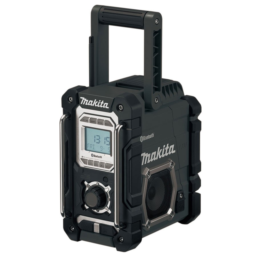Makita DMR106B Bluetooth Job Site Radio Black