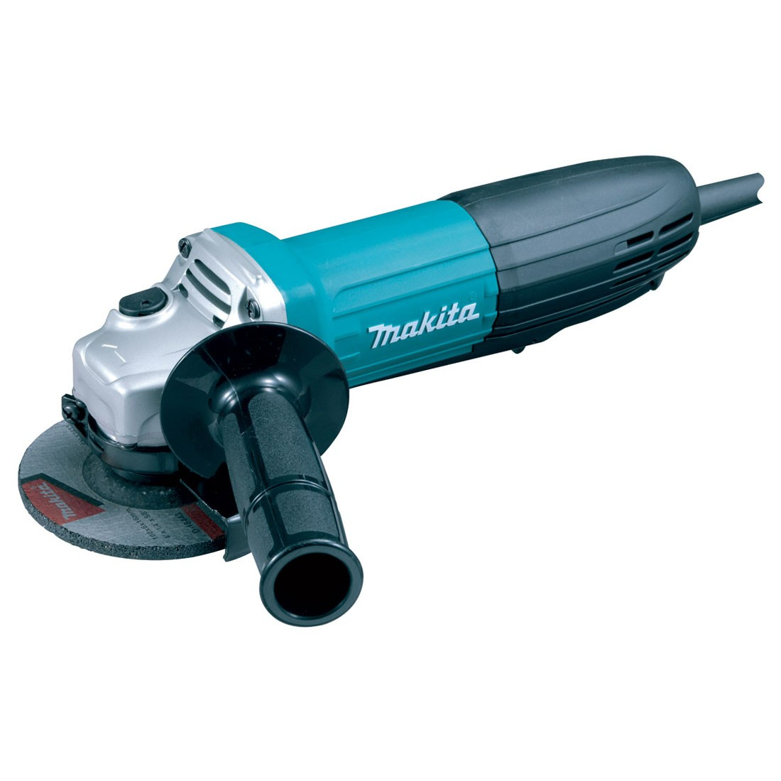 Makita GA4534 Slim Angle Grinder 115mm with Paddle Switch