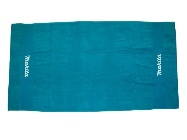 Makita 98P125 Teal Beach Towel 1500 x 780mm