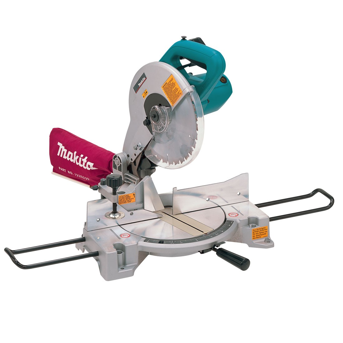 "Makita LS1040 260mm 10"" Compound Mitre Saw"