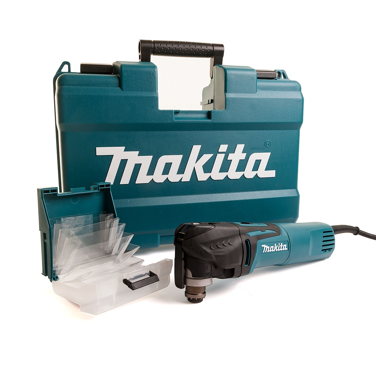 Makita TM3010CK 320w Oscillating Multi Tool Quick Release