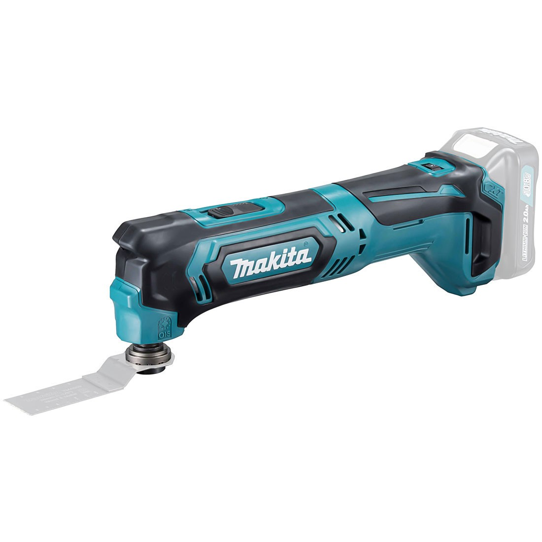 Makita TM30DZ 10.8v CXT Slide Multi Cutter Tool Body Only