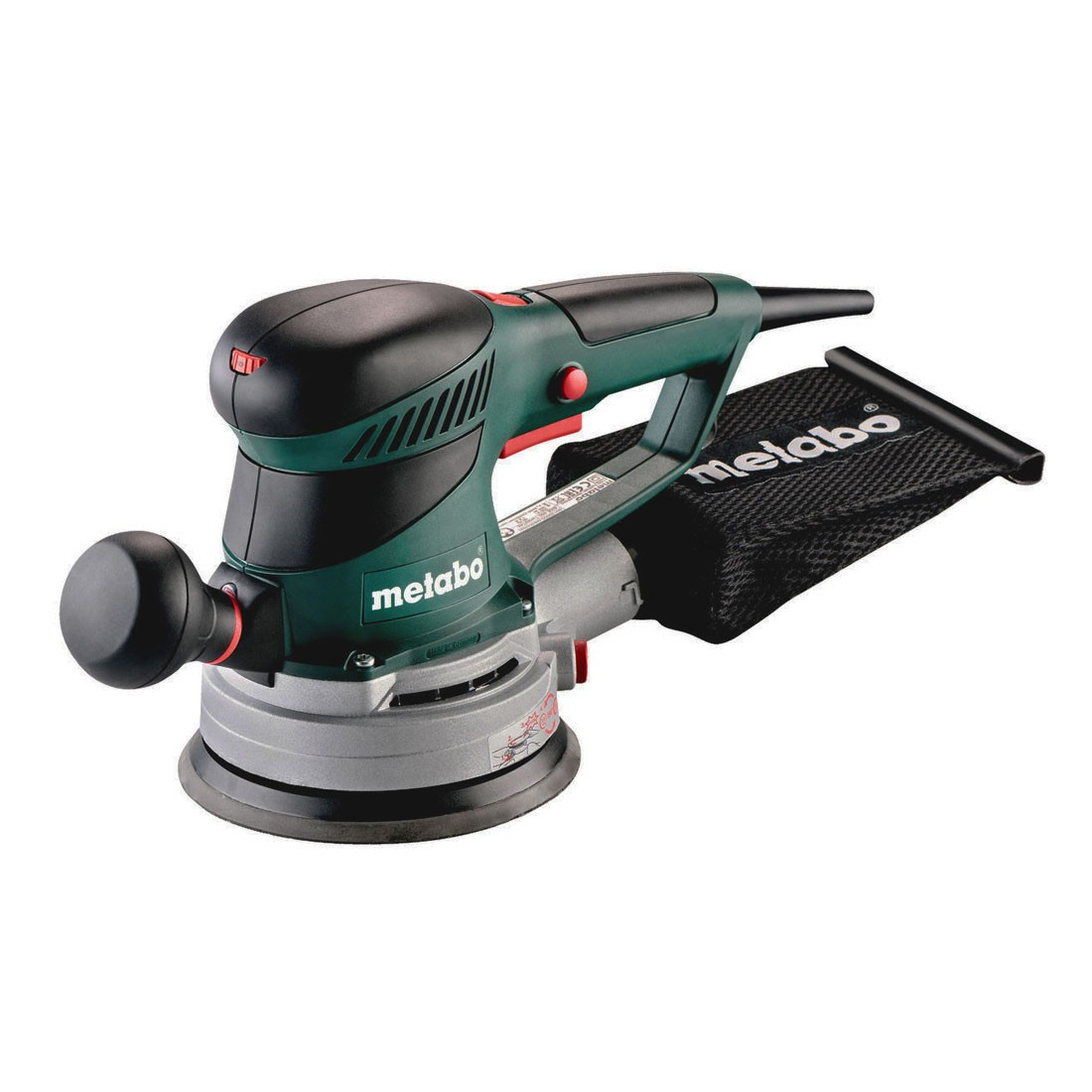 metabo sxe 450 150mm turbotec random orbit disc sander powertool world. Black Bedroom Furniture Sets. Home Design Ideas