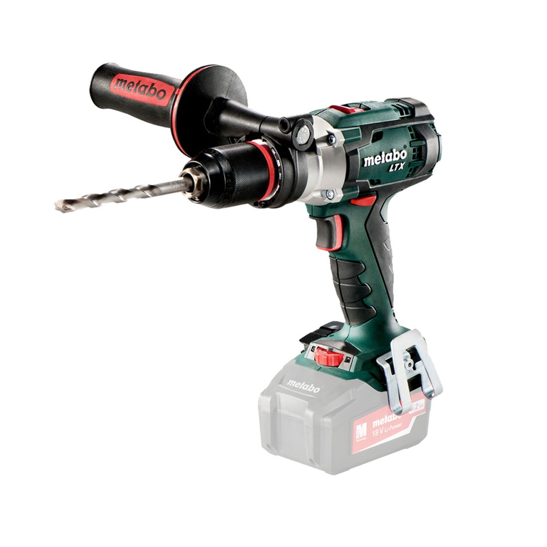 Metabo SB 18 LTX Impuls PowerExtreme 18v Combi Drill Body Only
