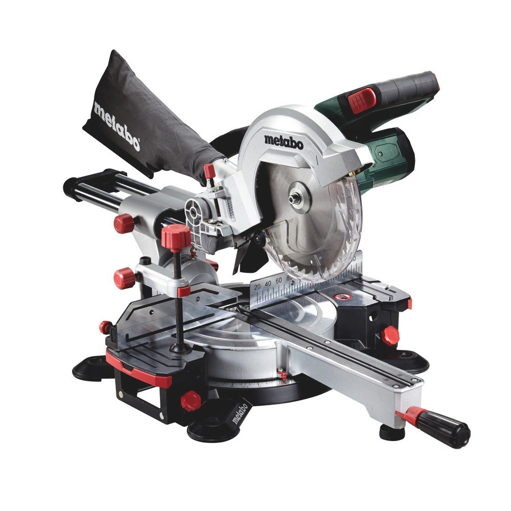 Metabo KGS 18 LTX 216 18v Cordless Mitre Saw 216mm Body Only