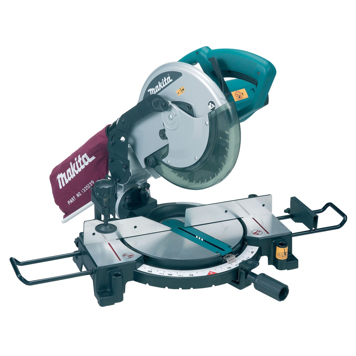 Makita MLS100 255mm Compound Mitre Saw