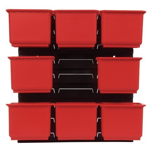 Trend MS//P//Rack//8 8 Poubelle Pro Storage Tray