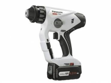 Panasonic EY78A1LS1G Dual Voltage SDS Plus Hammer Drill inc 1x 4.2 Batt