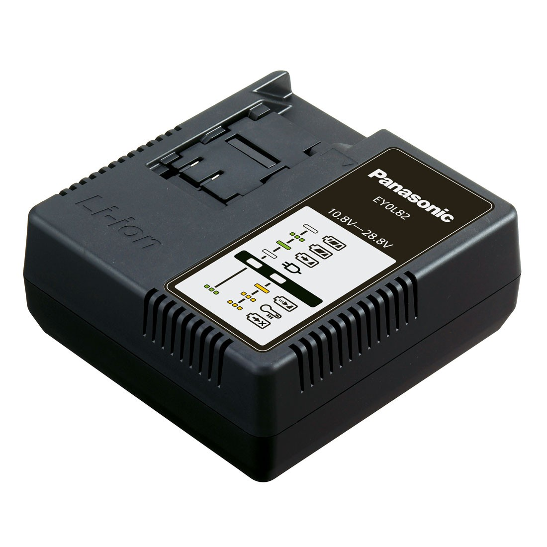 Panasonic EY0L82B 10.8v / 14.4v / 18v / 28.8v Li-Ion Battery Charger