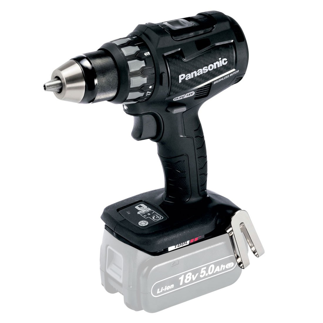 Panasonic EY74A2X32 Dual Voltage 14.4v/18v Drill Driver Body Only