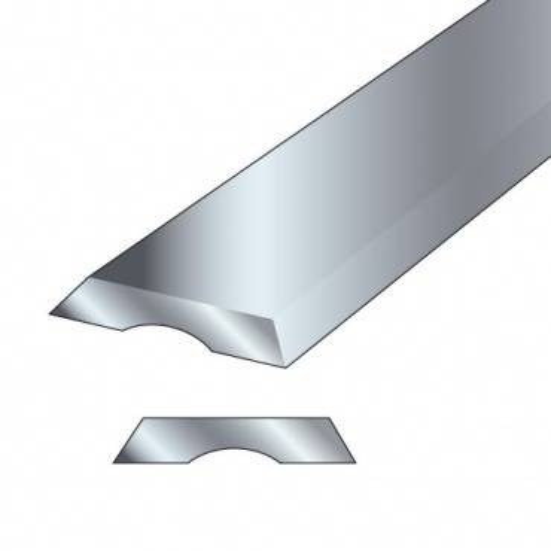 Trend PB/22 Planer blade set  82x5x1.2mm TC