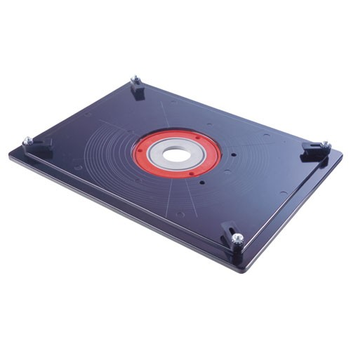 Trend rtiplate router table insert plate powertool world trend rtiplate router table insert plate greentooth