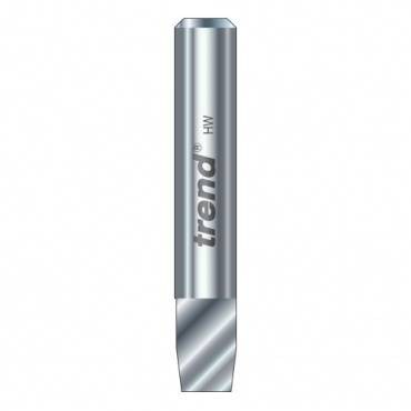 Trend S47/71X1/4STC Economy bevel trimmer 6.3 mm dia.