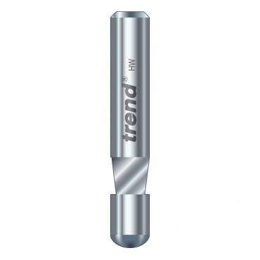Trend S48/41X1/4STC Economy trimmer 6.3 mm dia. 6mm lng.