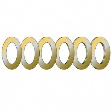 Trend SHIM/PACK/1 Shim 8mm ID X 0.05mm 10 Pack