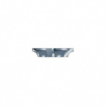 Trend SP-755B Three wing upper block