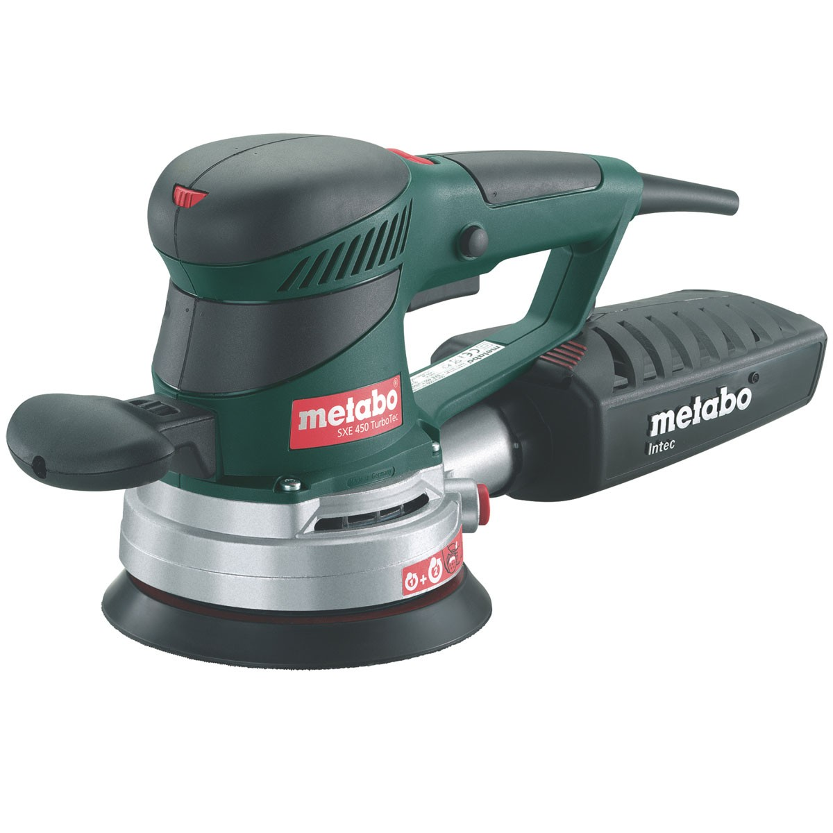 Metabo SXE 450 150mm Random Orbit Disc Sander 110v