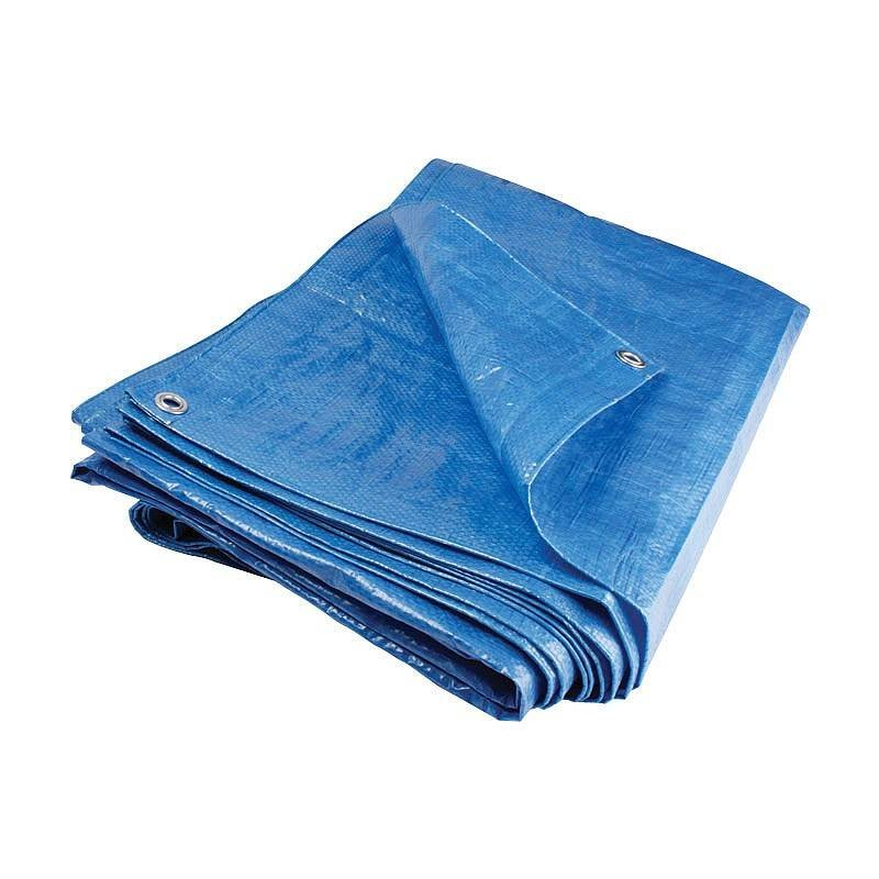 General Use Eyelet Tarpaulin (L)5m x (W)4m