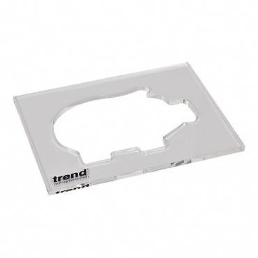 Trend TEMP/IN/PIG Template inlay pig