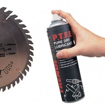 Trend TRENDICOTE PTFE Dry Lubricant Can 500ml
