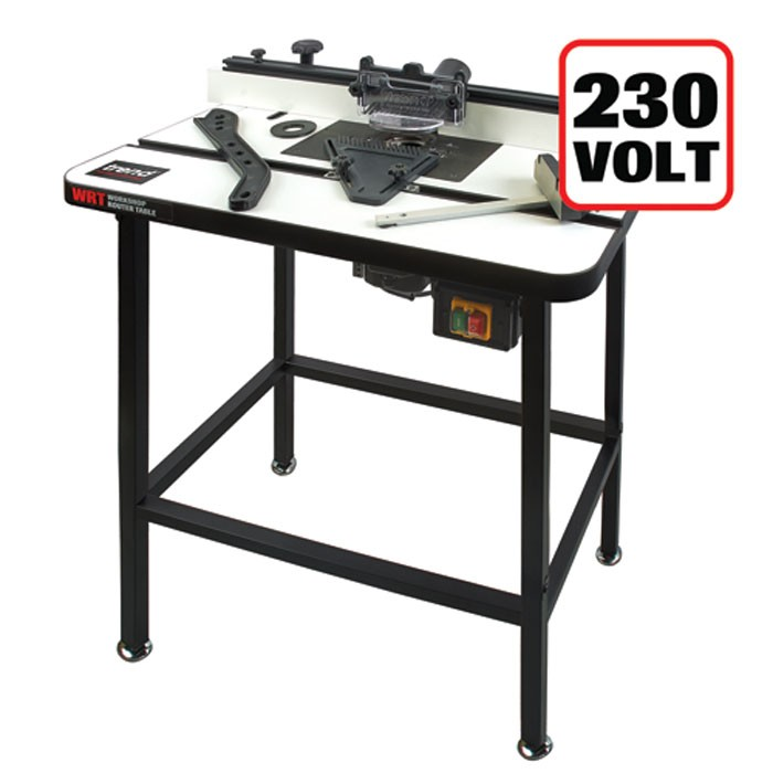 Trend wrt floor standing workshop router table 230v powertool world keyboard keysfo Choice Image
