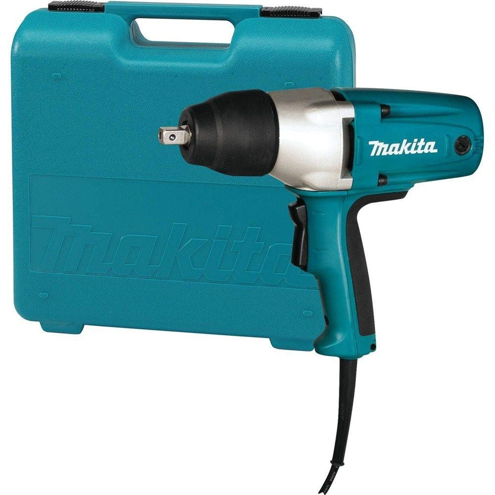 makita tw0350 1 2 drive impact wrench 110v powertool world. Black Bedroom Furniture Sets. Home Design Ideas