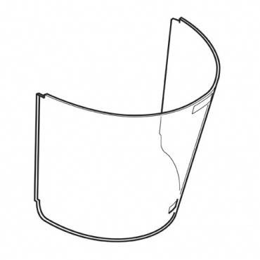Trend WP-AIR/07 Visor for Airshield