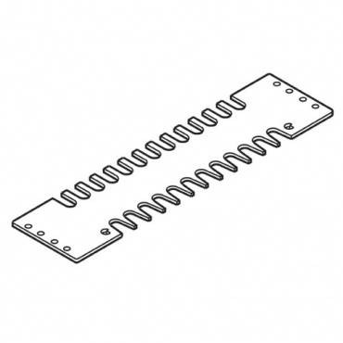 Trend WP-CDJ600/57 Template comb 1/2