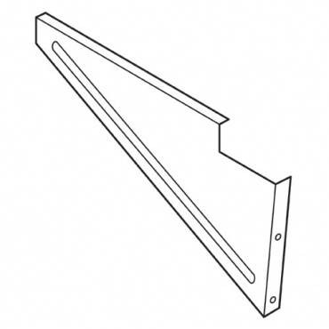 Trend WP-CRTMK2/12 Extension table support RH CRT /MK2