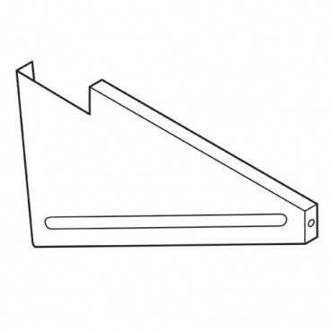 Trend WP-CRTMK2/13 Extension table support LH CRT /MK2