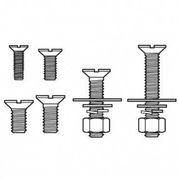 Trend WP-CRTMK2/42 Fixing pack for plate A