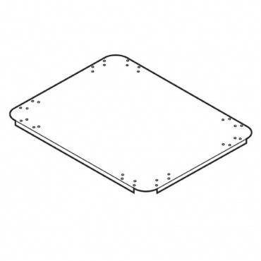 Trend WP-CRT/76 Fixing pack for plate E