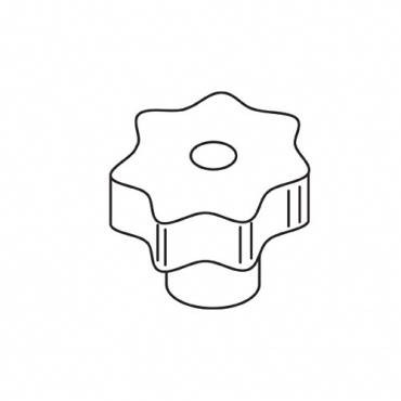 Trend WP-CRTMK3/24 Knob for side pressure CRT/MK3