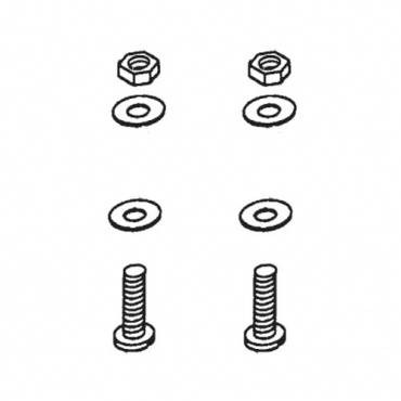 Trend WP-MEJ/11 Set of screws, nuts and washers