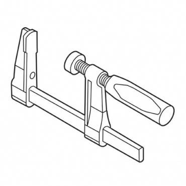 Trend WP-MT/01 F clamp for MT/JIG