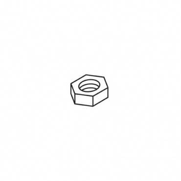 Trend WP-NUT/16 Unc8-32 full hex nut
