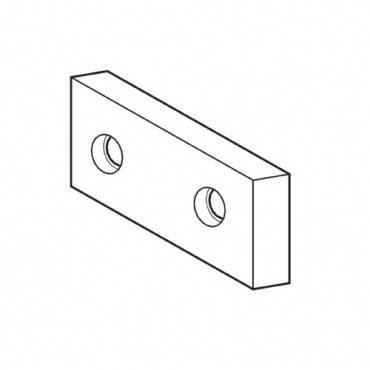 Trend WP-PRT/30 PRT pivot guard spacer plate